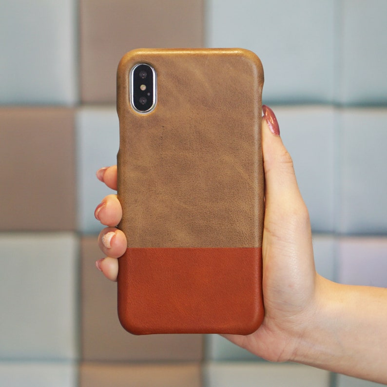 iphone xs max case two tone