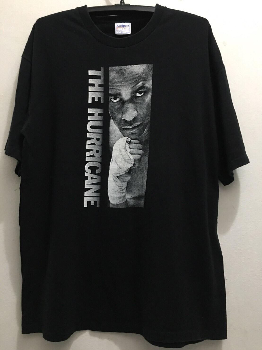 1999 le de Tshirt Vintage Movie de le l'ouragan ff3775
