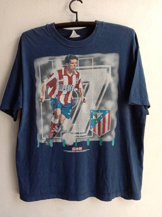 1990s Juninho Football Vintage Original Tshirt