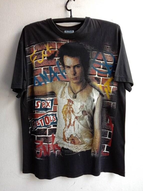 1990's Sex Pistols ,Sid Punk Vintage Original Band