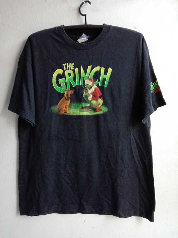 2000 The Grinch, Jim Carrey Vintage Original Horro