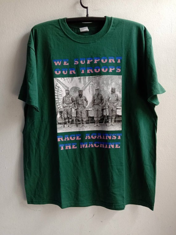 1990s Rage Against The Machine Vintage Original Ba