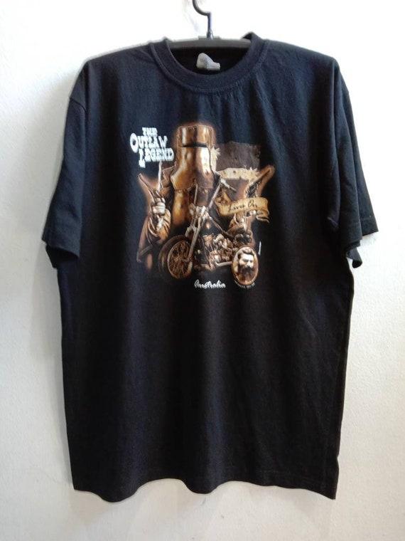 1990's Ned Kelly Vintage Original Tshirt