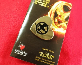 The Hunger Games Movie Pin