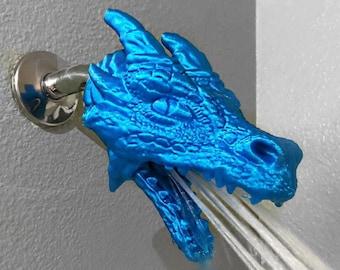 Dragon Shower Head - Dragon Gifts - Boys Bathroom Decor - Christmas Gift - Game of Thrones Dragon - Cosplay Gift - Dragon Head, Gift for kid