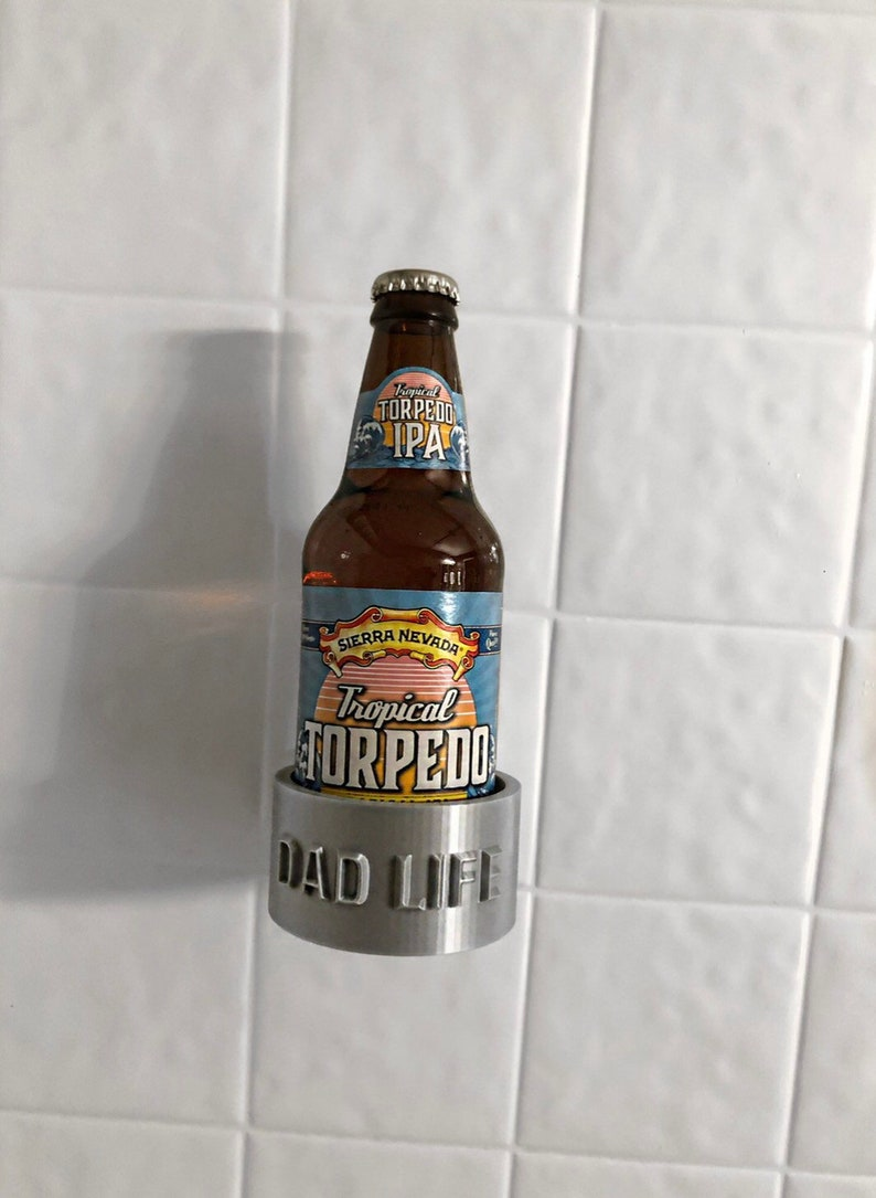 cffcd8eb1251 Shower Beer Holder Stocking Stuffer Bathtub Beer Mug