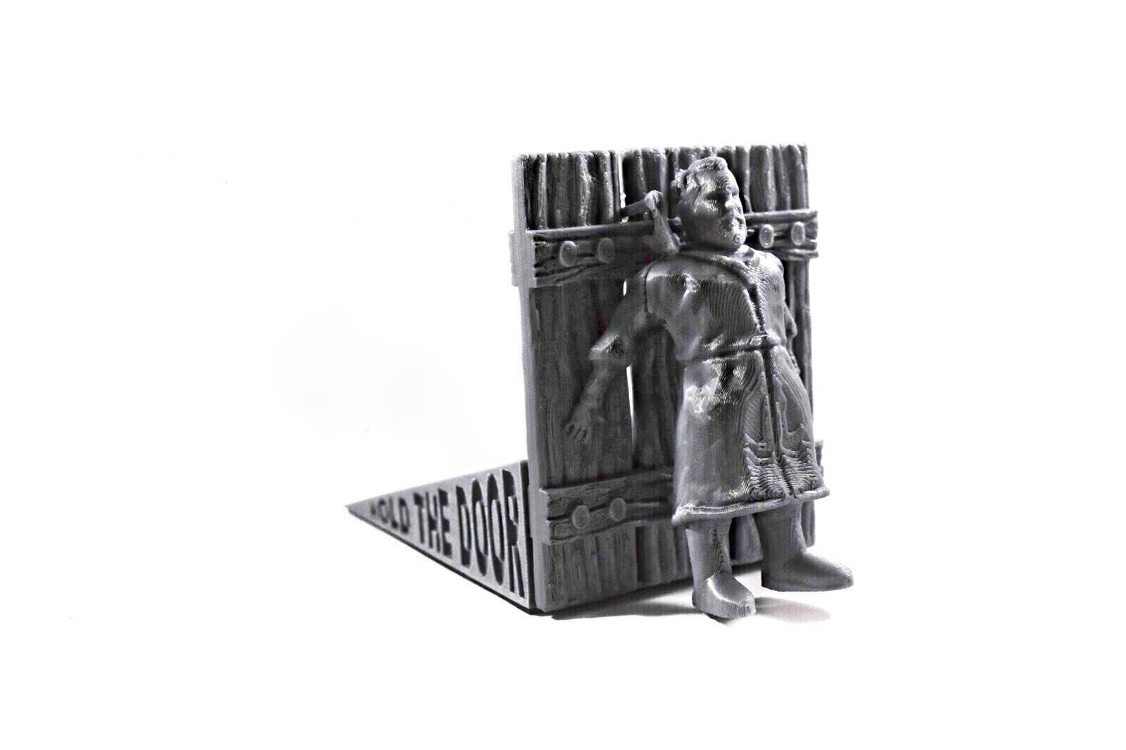 Game of Thrones Door Stop - Hold the Door - Door Jam - Best Hodor Doorstop - Games of Thrones Gift - Home Decor - Door Stopper - GOT Decor  sc 1 st  3D Visuals u0026 Design Co. & Game of Thrones Door Stop - Hold the Door - Door Jam - Best Hodor ...