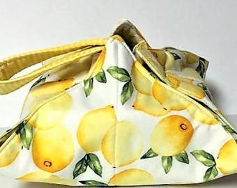 Casserole Carrier, Reversible Pie Carrier, Dessert Carrier, Pie Tote, Eco-Friendly Food Carrier, Potluck Food Tote