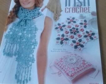 Irish crochet book