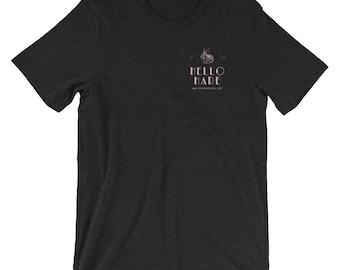 Hello Hare Logo Tee