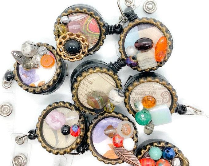 Gemstone Badges