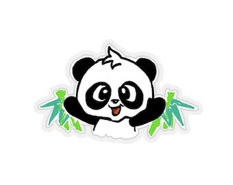 Hello Panda Sticker