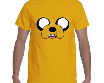 Jake The Dog T-shirt  sc 1 st  Etsy & Jake the dog | Etsy
