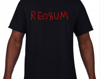 d7586a6b8f18 Redrum tshirt