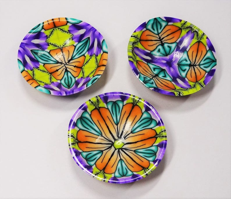 Doll's House Bowls Tutorial Polymer Clay Tutorial PDF image 0