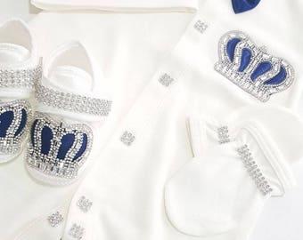 Blue Prince Set Best for newborn