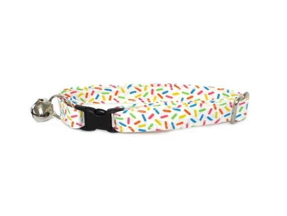 Confetti Cake réglable échappée chat ou petit chien de félins à la mode