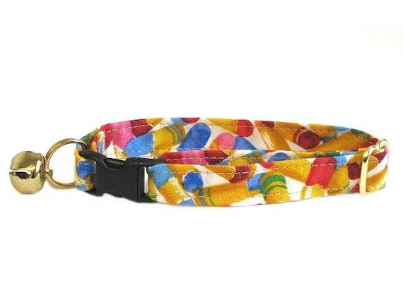 Crayons de couleur réglable échappée chat ou petit chien de félins à la mode