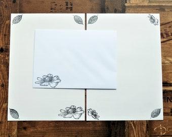 Daisy Letter /Writing/Stationary Set