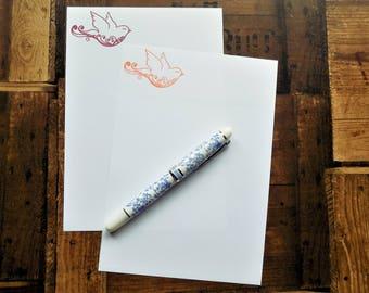 Pheonix Letter/Writing/Stationary Set