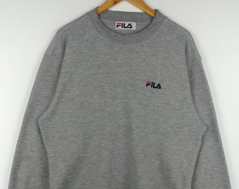 Fila Taille Spell Pull Broderie Rare Sweat Out Logo Petit SqxwpzPap 934600925245