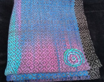Northern Lights scarf