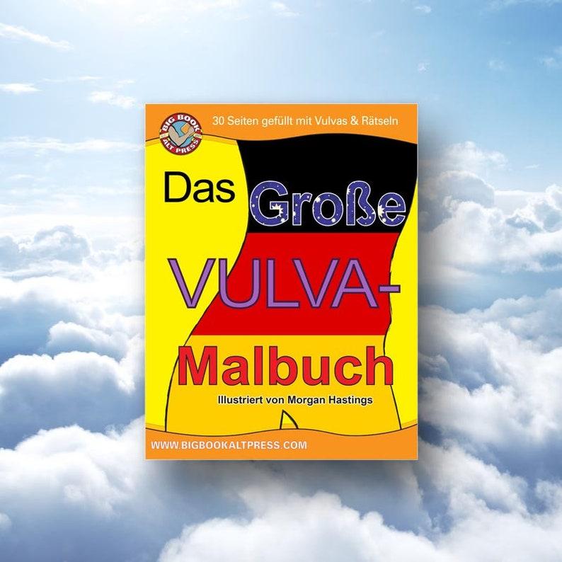 Das Grosse Vulva-Malbuch image 0