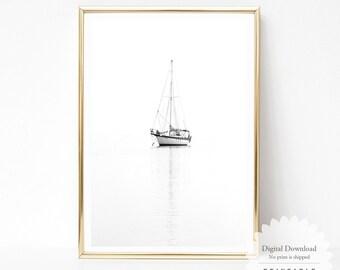 photo regarding Sailboat Printable identify Sailboat printable Etsy