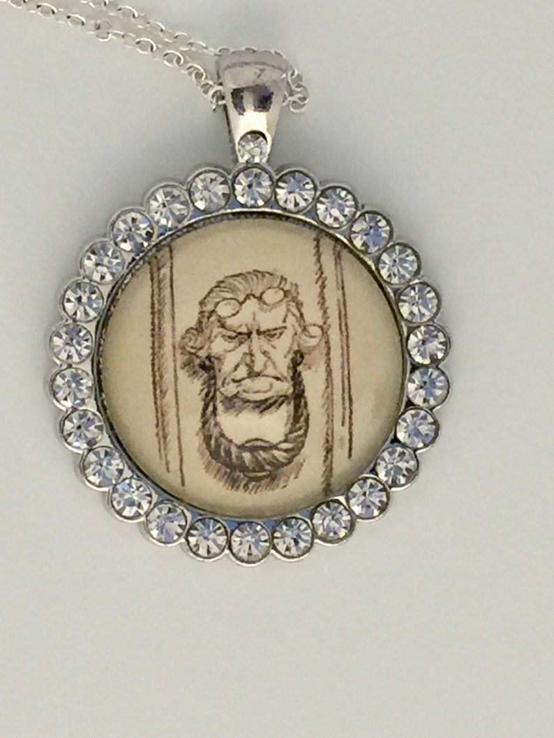 Choose Mr Christmas Carol Pendant Collection Vintage Artists. and Mrs Fezziwig or one of 7 images available