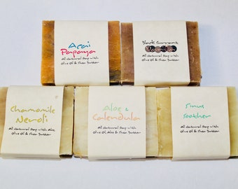 Shays Soap Sampler