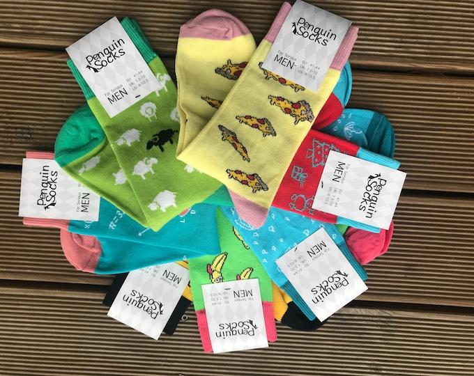 Random socks - Funny Socks for Men