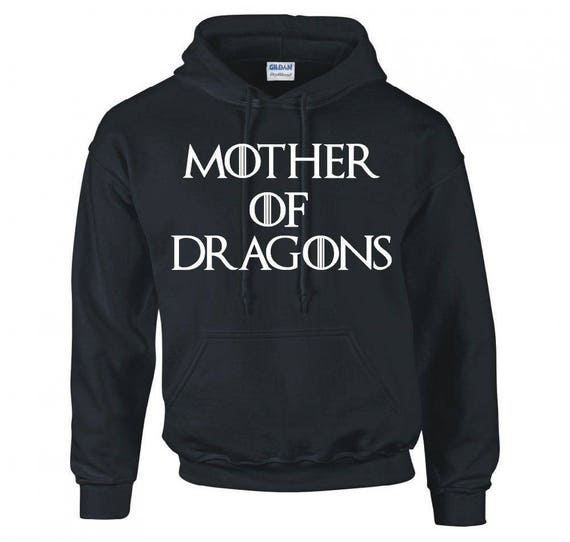 Mother of Dragons Sweater Sweatshirt GOT Inspired Jumper Tumblr T-Shirt Pullover