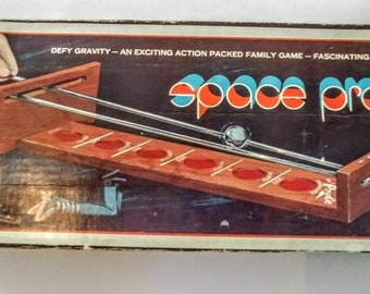 Vintage Space Probe Gravity -Free Priority US shipping