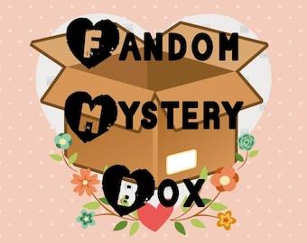 Fandom MYSTERY Box (ALL FANDOMS)