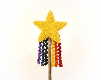 Magical staff stick | Etsy