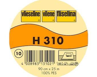 0.50 m Vilene, H310 White, Freudenberg