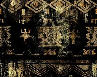 0,50 m, African ethnic patterns, Tribal art, Africa Design, Africa, Digital printing, Cotton fabric, Patchwork fabric, Fabric