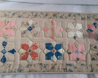 Heat Resistant Patchwork Table Runner