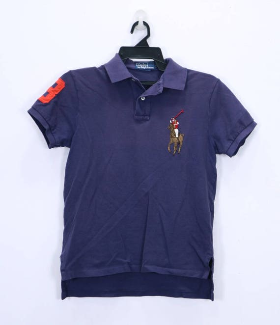 Vintage Polo by Ralph Lauren Collar Shirt Short Sleeve Small Embroidered Logo size Small
