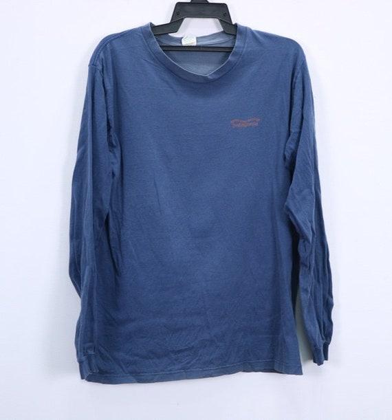 Vintage Organic Denim Patagonia T-Shirt Long Sleev