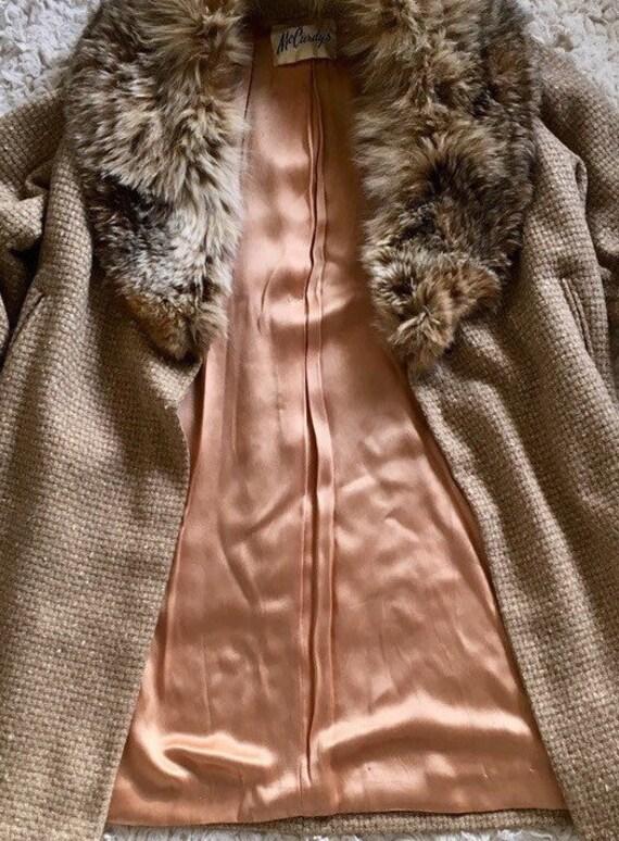 Warm winter coat, Princess coat, Wool coat. Vinta… - image 5