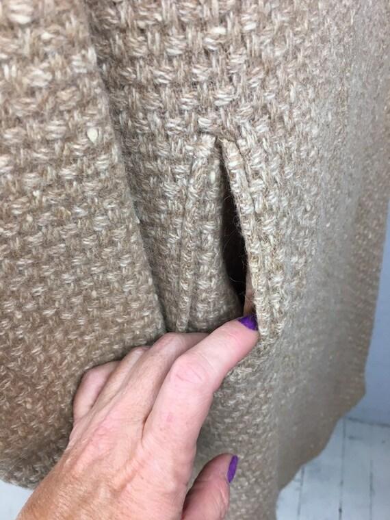 Warm winter coat, Princess coat, Wool coat. Vinta… - image 8