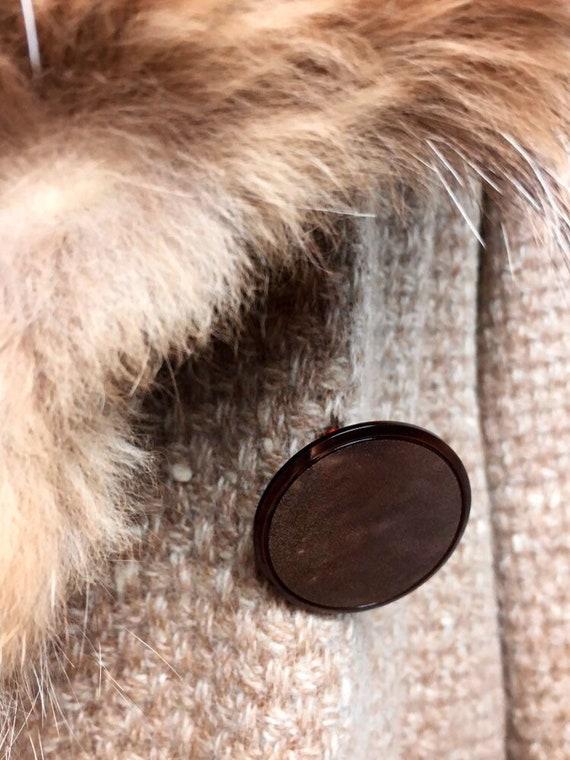 Warm winter coat, Princess coat, Wool coat. Vinta… - image 6