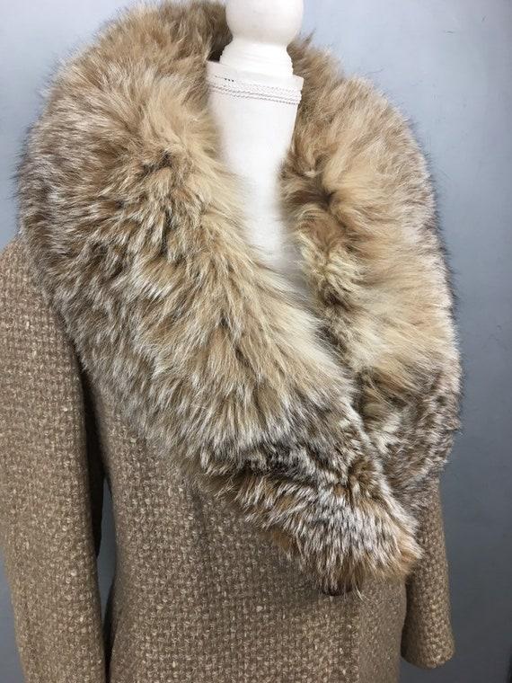Warm winter coat, Princess coat, Wool coat. Vinta… - image 2