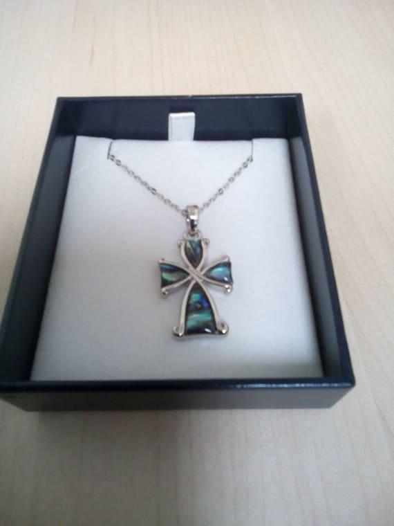 Byzantium Necklace in box