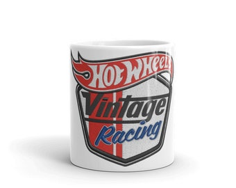 Hot Rod Coffee Mug - Coffee Cup - Tea Cup - Coco Cup - Hot Wheels Cup Free Shipping!