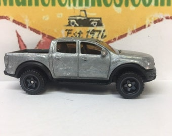 Hot Wheels 2019 Ford F-150 Raptor Custom Painted BARE METAL