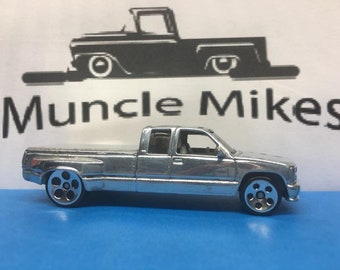 Hot Wheels Chevy C3500 Dually: POLISHED