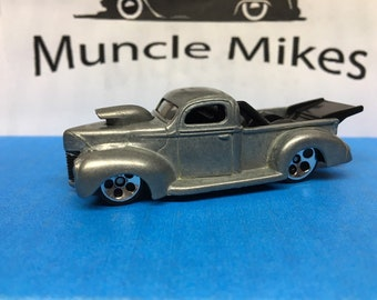 Hot Wheels 142 40 Ford Truck BARE METAL
