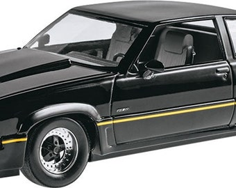 Plastic Model Kit RMX-4446 1985 Oldsmobile 442 FE3X Show Car Plastic Car Model Free Shipping!